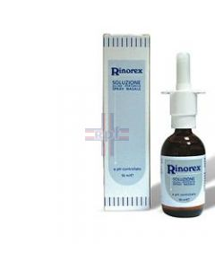 SPRAY NASALE RINOREX FLU 50ML