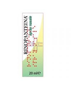 RINOPANTEINA SPRAY NASALE 20 ML