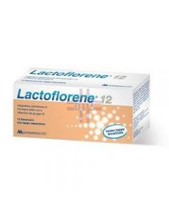LACTOFLORENE PLUS 7 FLACONCINI 10 ML