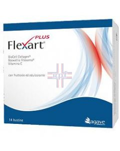 FLEXART PLUS 14 BUSTE 5 G ASTUCCIO 70 G NUOVA FORMULAZIONE