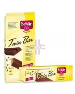 SCHAR TWIN WAFER CIOCCOLATO AL LATTE 3 BARRETTE X 21.5 G