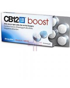 CB12 BOOST 10 CHEWING-GUM 20 G