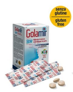 GOLAMIR 2ACT 20 COMPRESSE OROSOLUBILI