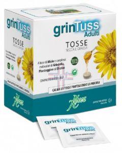 GRINTUSS ADULTI 20 COMPRESSE CON POLIRESIN 1.5 G