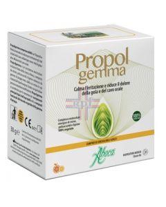 PROPOLGEMMA 20 COMPRESSE OROSOLUBILI ADULTI 1.50 G