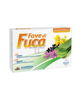 FAVE DI FUCA 40 COMPRESSE SENNA SOTTOCOSTO SCADENZA 31/03/21
