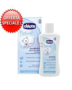 CHICCO SHAMPOO NATURAL SENSATION 200 ML