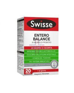 SWISSE ULTIBOOST ENTERO BALANCE 20 CAPSULE