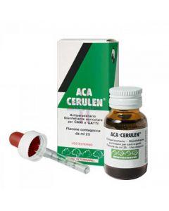 ACACERULEN*oto gtt 1 flacone 25 ml 10 mg/g + 10 mg/g + 25 mg/g