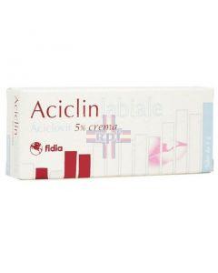 ACICLINLABIALE*crema derm 2 g 5% SOTTOCOSTO SCADENZA 31 MARZO 2021