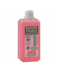 ALCOOL ETILICO DENATURATO 90% 250 ML