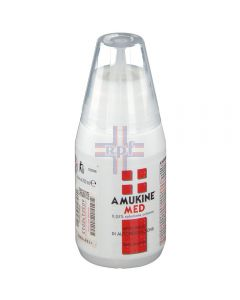 AMUKINE MED*soluz derm 250 ml 0.05%