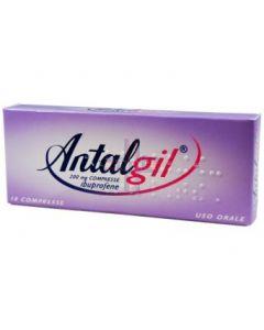 ANTALGIL*10 cpr 200 mg