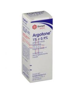 ARGOTONE*gtt rinol 20 ml 1% + 0.9%