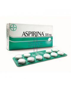 ASPIRINA*AD 20CPR 0.5G