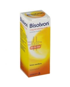 BISOLVON*orale soluz 40 ml 2 mg/ml