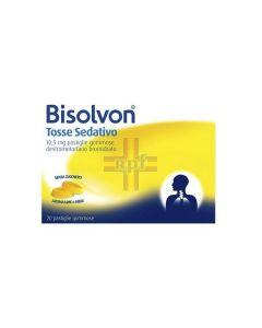 BISOLVON TOSSE SEDATIVO*20 pastiglie gommose 10.5 mg