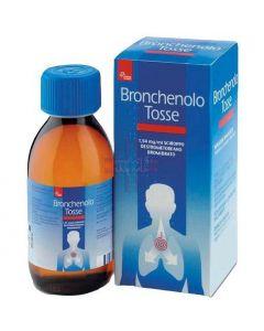 BRONCHENOLO SEDATIVO E FLUIDIFICANTE*sciroppo 150 ml 1.5 mg/ml + 10 mg/ml