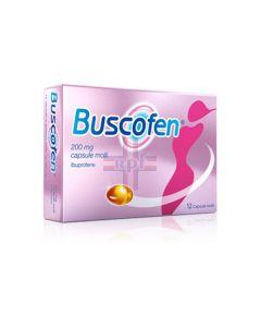 BUSCOFEN*12 cps molli 200 mg