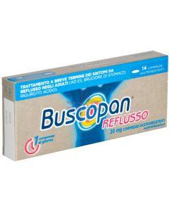 BUSCOPAN REFLUSSO*14 cpr gastrores 20 mg (SCADENZA 12/2020)