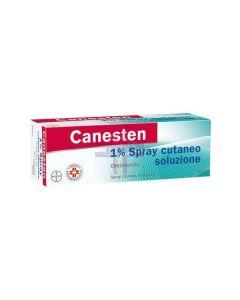 CANESTEN*spray cutaneo 40 ml 1% con pompa dosatrice