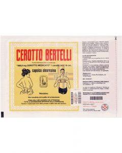 CEROTTO BERTELLI*cerotto grande 16 x 24 cm 3.3%
