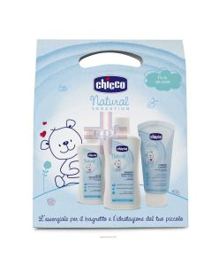 CHICCO COSMESI NATURAL SENSITIVE TRIAL SET