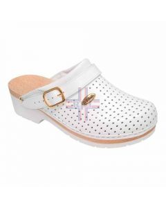 CLOG S/COMF.B/S CE BYCAST BIS UNISEX WHITE WOODS BIANCO 44