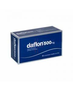 DAFLON*60 cpr riv 500 mg