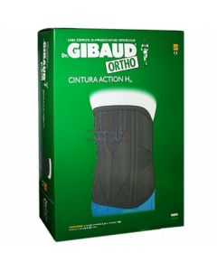 GIBAUD ORTHO ACTION H35 CORSETTO LOMBOSACRALE ALTO 03