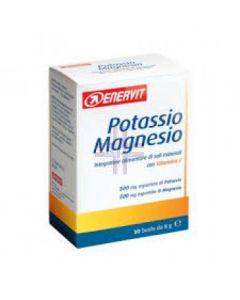 ENERVIT POTASSIO MAGNESIO 20 BUSTINE 8 G PROMOZIONE