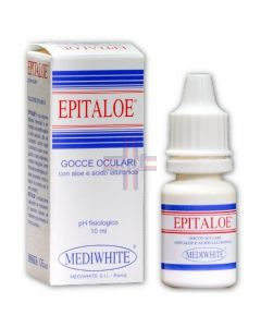 EPITALOE GTT OCULARI 10ML