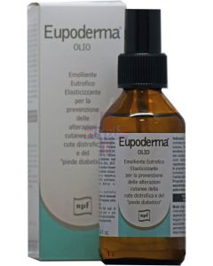 EUPODERMA OLIO 100ML