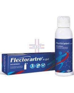 FLECTORARTRO*gel derm 100 g 1% contenitore sotto pressione