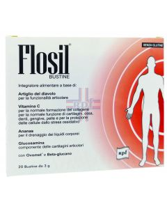 FLOSIL 20 BUSTINE