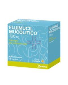 FLUIMUCIL MUCOLITICO*30 bust grat 100 mg