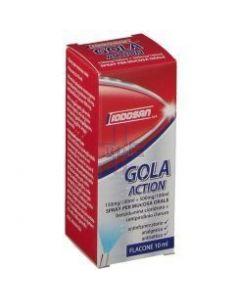 GOLA ACTION*spray mucosa orale 0.15% + 0.5%