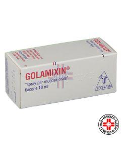 GOLAMIXIN*spray orofaring 10ml
