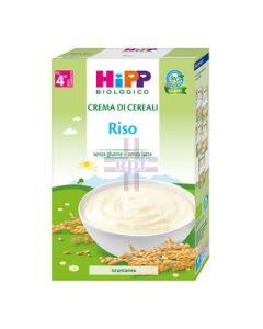 HIPP BIO CREMA DI CEREALI RISO 200 G