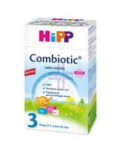 HIPP LATTE 3 COMBIOTIC CRESCITA POLVERE 600 G