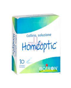 HOMEOPTIC COLLIRIO MONODOSE 10 FIALE 0.4 ML