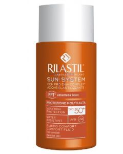 RILASTIL SUN SYSTEM PHOTO PROTECTION THERAPY SPF50+ COMFORTFLUIDO 50 ML