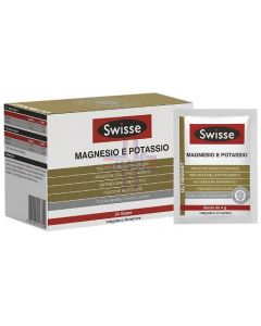 SWISSE MAGNESIO POTASSIO 24 BUSTINE PROMO 2020