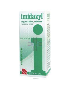 IMIDAZYL*collirio 10 ml 0.1%