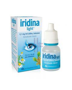 IRIDINA LIGHT*collirio 10 ml 0.01%