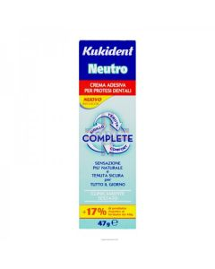 KUKIDENT CREMA NEUTRAL 47G