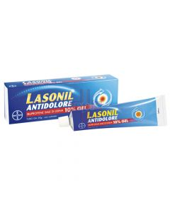 LASONIL ANTIDOLORE*gel 50 g 10%
