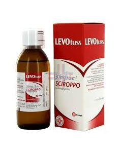 LEVOTUSS*scir 200 ml 30 mg/5 ml