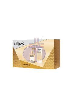 LIERAC CF SENSORIELLE ACQUA FIORI 100 ML + POCHETTE 150 ML