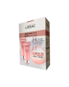 LIERAC BODY SLIM MINCEUR GLOBALE 200 DUO 200 ML + 200 ML